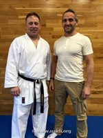 Click to view album: Sensei Royle 6th Dan