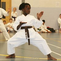 Click to view album: Green - Brown Belt Grade March 2012