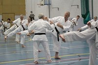 Click to view album: Sensei Sherry Course & Dan Grading