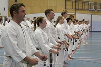 Click to view album: Sensei Brennan & Sensei Harford Autumn Seminar