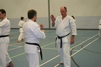 Click to view album:  USKF Summer course -Frank Brennan