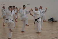 Click to view album: Sensei Sherry Course Feb 2012
