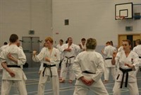 Click to view album: Frank Brennan Course Brown and Black Belts