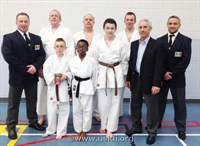 Click to view album: Sensei Sherry Course & Grading April 2012