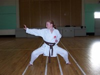 Click to view album: Hartstown Karate Club