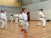 Click to view album: USKFI B&B Belt Course Dec 2012