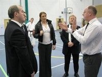 Click to view album: Judges, Referees and Time keepers Course October 2008