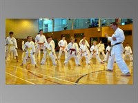 Click to view album: White-Purple Belt Course June 2009
