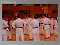 Click to view album: Brown and Black Belt Kata Course 13-06-09