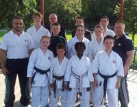 Click to view album: KUGB Shotokan Cup September 2012