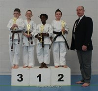 Click to view album: Kata Competition March 2012