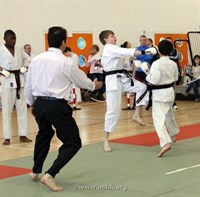 Click to view album: USKFI National Championships April 2013